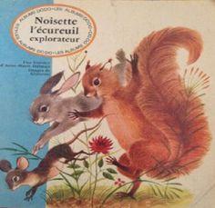 Noisette l'écureuil explorateur