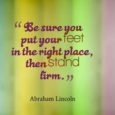 Quote of the Day! #footcare