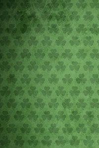 Saint Patrick's Day iPhone wallpaper