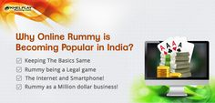 Rummy is among the oldest and arguably most popular card game. Indian…