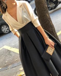 New Arrival V Neck White Black evening dress Short 2020 Simple evening dresses abiye Cheap evening gowns-in Evening Dresses from Weddings & Events on AliExpress Simple Short Dresses, Simple Elegant Dresses, Elegant Outfit, Classy Dress, Classy Outfits, Chic Outfits, Casual Dresses, Fashion Dresses, Long Dresses