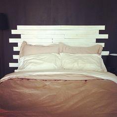 Fabriquer une tête de lit soi-même, mode d'emploi