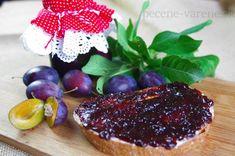 Slivkový lekvár pečený v rúre Plum, Med, Fruit