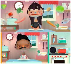 Toca Kitchen 2 | Gre