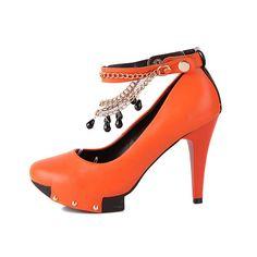 2013 spring women's ultra high heels shoes sexy rivet platform DAPHNE single shoes beaded shoes