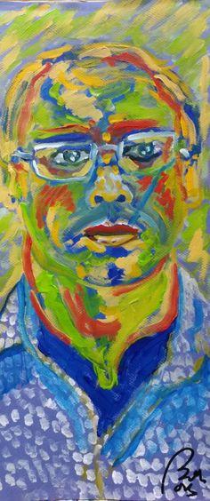 Bachmors selfportrait January 06 #self-portrait #self-portraitproject #bachmors @bachmors artist artist artist artist #artcollector #artcollective #emergingart #artwork #artcreation #capimans