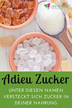 In diesem Blogartikel erfährst du: Wie wirkt Zucker auf deinen Körper und dein Gehirn? Wo liegt die empfohlene Tagesmenge Zucker? Warum macht es Sinn auf Zucker zu verzichten? Unter welchen Namen versteckt sich Zucker? Worin ist Zucker enthalten?
