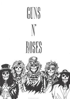 Wallpaper GNR