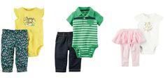 Save Over 70% on Carter's Bodysuits & Pants Sets at Kohl's! http://heresyoursavings.com/save-70-carters-bodysuits-pants-sets-kohls/