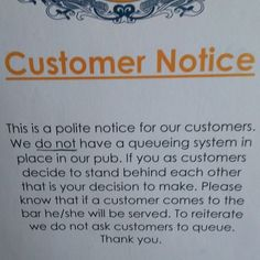This ridiculous queuing information sign. 19 Things That Will Make British People Laugh For Once In Their Lives British Memes, British Comedy, British Things, British People, Rude Words, Sign O' The Times, Food Tech, British Schools, Yes I Have