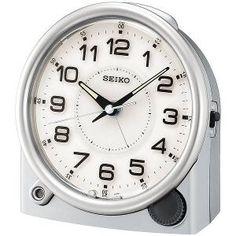 Cool retro alarm clock.