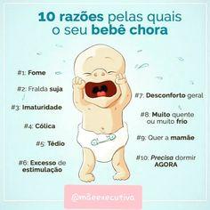 Você sabe identificar o choro do seu bebê? 😭 Conta aqui nos comentários🤩🤩 . . . #maternidade #maternidadereal #rendaextra #mamae #bebe… First Baby, Mom And Baby, Our Baby, Baby Love, Baby Kids, Doula, Massage Bebe, Panda Bebe, Baby Information