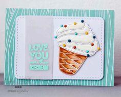 Annikarten: Yummy, yummy, yummy Create a Smile - Sending Sunshine Kit