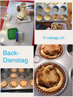 Back-Dienstag Muffin, Breakfast, Food, Cake Batter, Tuesday, Apple, Diy, Food Food, Bakken