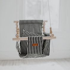 Likes, 24 Comments - Sweet Swinging® Circle Of Life, Everything Baby, Swings, Future House, Baby Gifts, Stripes, Black And White, Heart, Sweet