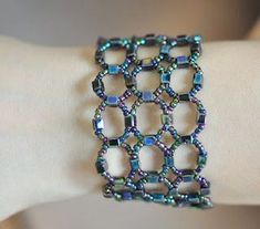 Trendy... Beaded Bracelets With Words xo