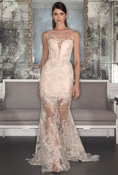 Romona Keveza Wedding Dresses - Fall 2017 - Bridal Fashion Week | Brides