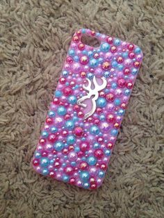 Bling Deer iPhone 5/5s Case by BedazzledBliss33 on Etsy