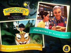 Mookey App Combines Fantasy, Music, and Morals