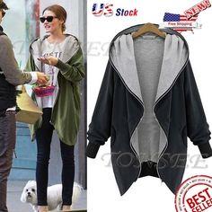 Long Hoodie, Hoodie Jacket, Zip Hoodie, Coats For Women, Jackets For Women, Long Winter Coats, Oversized Coat, Glamour, Free Clothes