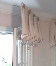 Functional Valance Designs for Doors and Shutters