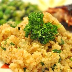 """Quinoa Side Dish 