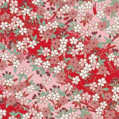 Traditional Japanese washi paper with beautiful pattern. Can be used as wrapping paper or origami works. Japanese Colors, Japanese Patterns, Japanese Prints, Japanese Paper, Japanese Fabric, Japan Art, Origami Paper, Beautiful Patterns, Traditional Art