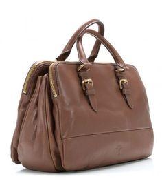 JOOP! Soft Leather Naja Handbag 4140001289-102 Soft Leather, Leather Bag, Branded Bags, Briefcase, Evening Bags, Travel Bag, Bag Accessories, Shopping Bag, Shoulder Bag
