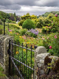 Over the Garden Gate, Little Langdale by Bobrad    @kendrasmiles4u