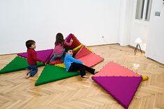 Tukluk - modulare Kinderspielmöbel