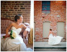 Industrial Chic Bride
