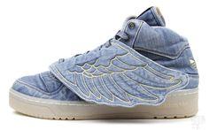 adidas X Jeremy Scott - Wings Denim