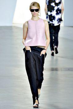 3.1 Phillip Lim Spring 2012. So effortlessly cool.