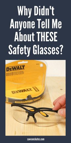 a555ab77221 We must protect our eyes when building DIY projects