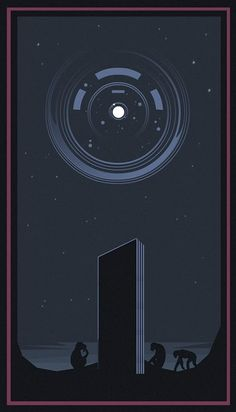 2001 A Space Odyssey Phone Wallpaper