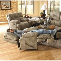 """Vendor 6455 Voyager POWER Single Seat """"Lay Flat"""" Recliner - Becker Furniture World - Pop Up Recliner Twin Cities, Minneapolis, St. Living Room Sets, Living Area, Loveseat Sofa, Couches, Power Recliners, Reclining Sofa, Discount Furniture, Home Furnishings, Love Seat"""