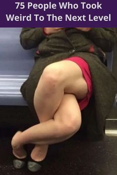You've seen People of Walmart and People of the Subway, but you've never seen anything like this. These people are so strange, they make even weird start to look normal. You just gotta love them!