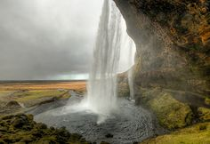 Seljalandsfoss, one of the most famous waterfalls in Iceland (Photograph by Caillum Smith, Flickr)  Nat Geo Travel Staff's 2014 Bucket List