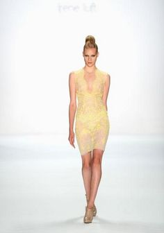 The Irene Luft Show at Mercedes-Benz Fashion Week Spring/Summer 2013 on July 7, 2012 in Berlin, Germany.