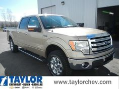 2013 Ford F150, 44,410 miles, $35,995.