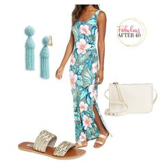 What to Wear on a Caribbean Cruise Ship What To Wear On a Cruise - Floral maxi dress Cruise Attire, Cruise Dress, Cruise Outfits, Cruise Wear, Cruise Travel, Vacation Outfits, Cruise Vacation, Cruise Packing, Cruise Clothes