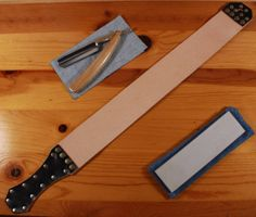 Hey, I found this really awesome Etsy listing at http://www.etsy.com/listing/178772618/maple-wood-straight-razor-set-with-strop