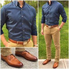 trendy Ideas for fashion mens casual khakis Trajes Business Casual, Business Casual Outfits, Business Casual For Men, Business Attire, Stylish Outfits, Stylish Men, Men Casual, Smart Casual, Formal Men Outfit