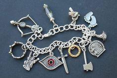LOTR charm bracelet