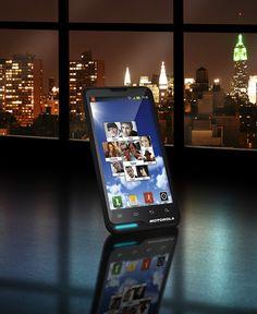 The new Motorola MOTOLUXE