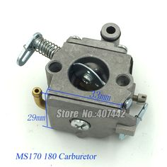 16.89$  Watch here - http://alibhy.shopchina.info/go.php?t=32662705730 - Carburetor fit for STIHL CHAINSAW 017 018 MS170 MS180 16.89$ #buychinaproducts