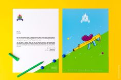 Play City on Behance