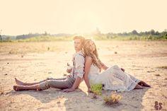 Boho/Country Wedding via - 3nails photography