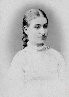 Princesse Anna de Mecklembourg-Schwerin (1865-1882)