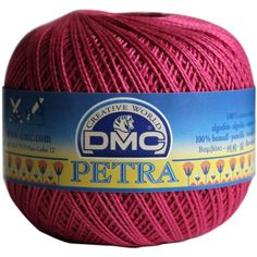 DMC Petra Crochet Cotton Thread Size 553805 ** Visit the image link more details.
